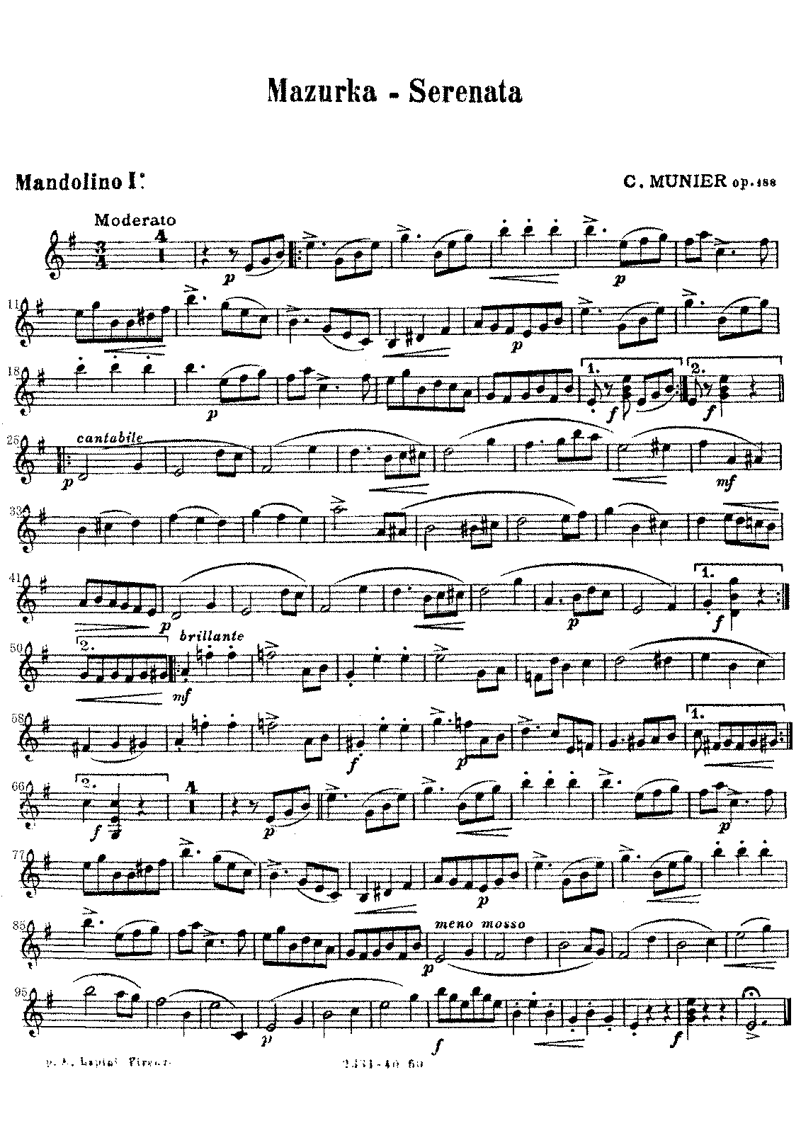 PMLP658907-Mazurka, Nelly Album Ⅲ.Serenata Op.188 C.Munier Mandolino 1º. part.pdf