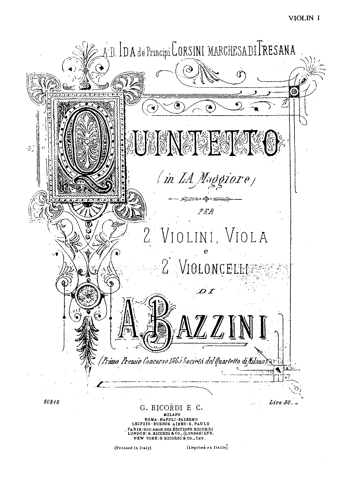 PMLP129159-Bazzini - String Quintet in AM for 2 Violins Viola and 2 Cellos Vln1.pdf