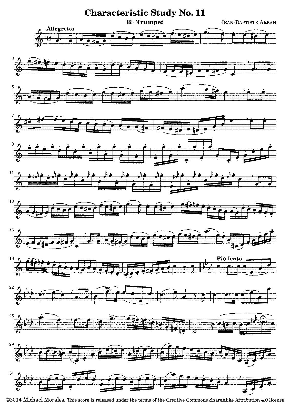 Method for the cornet arban jean baptiste imslppetrucci music arrangements and transcriptions fandeluxe Choice Image