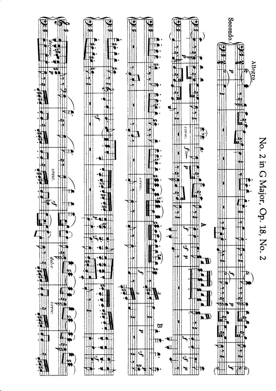 Beethoven - String Quartet No. 2 (Arr. for Piano 4 h.).pdf