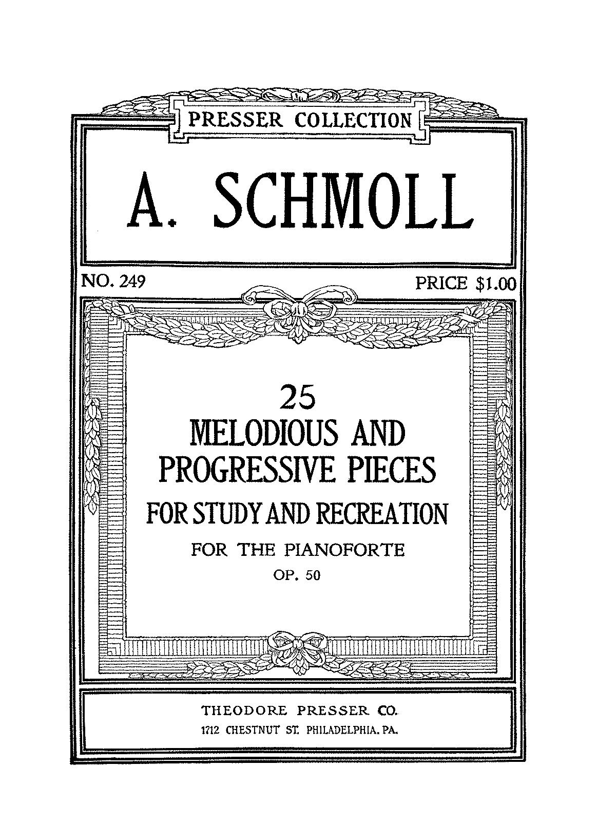 PMLP486168-Schmoll,A.-25 Melodious and Progressive Pieces for Study and Recreation-Op.50.pdf