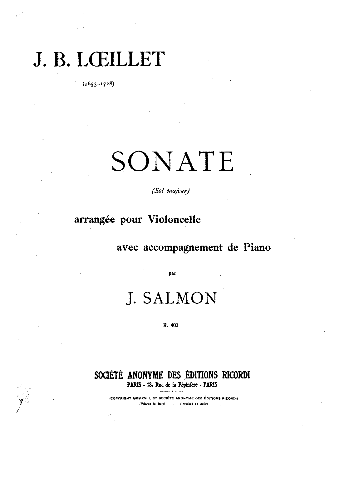 PMLP267080-Loeillet - Sonata No11 Op3 (Salmon) for cello and piano score.pdf