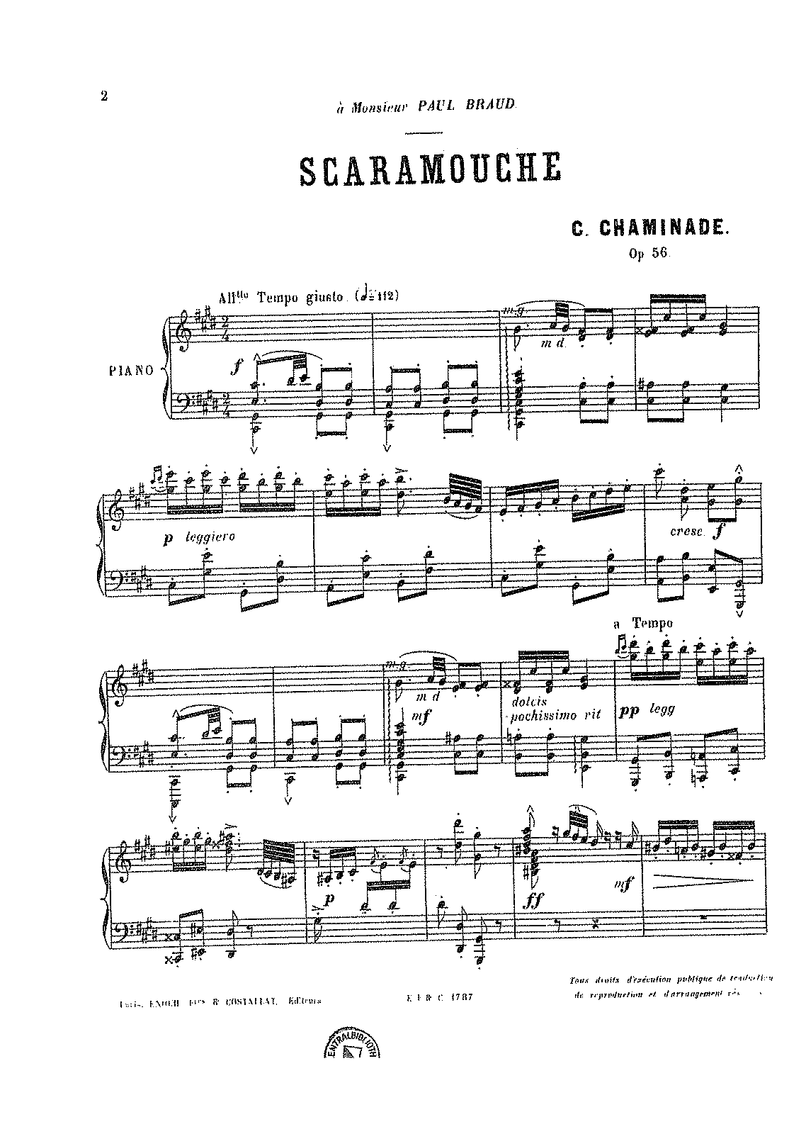 Chaminade op.056 Scaramouche.pdf