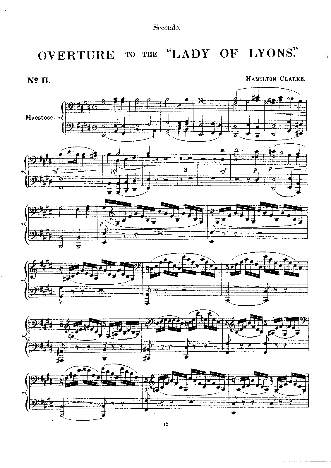 PMLP305140-Clarke, Hamilton - The Lady of Lyons, Overture.pdf