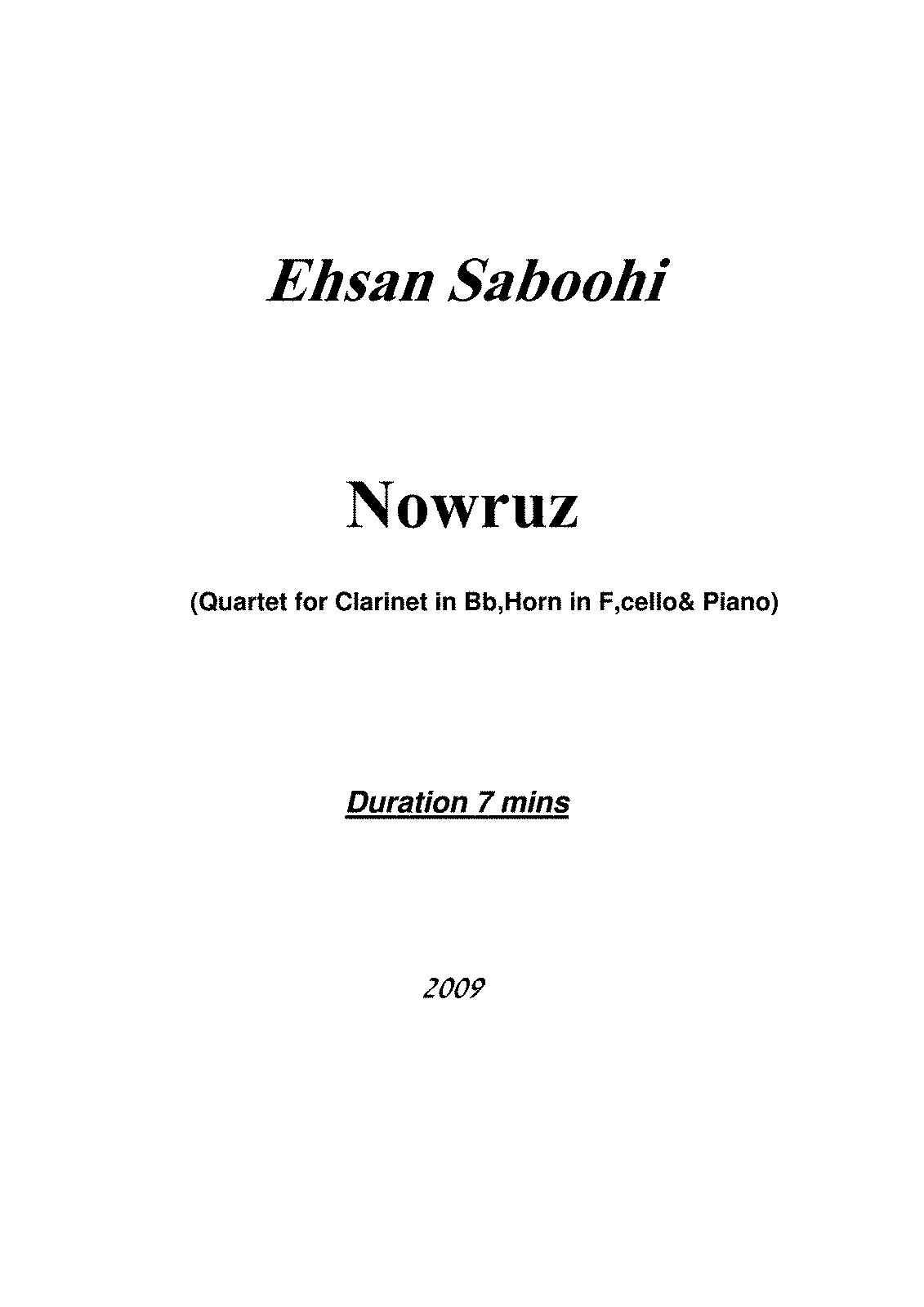 PMLP69322-Nowruz ((Quartet for Clarinet in Bb,Horn in F,cello& Piano).pdf