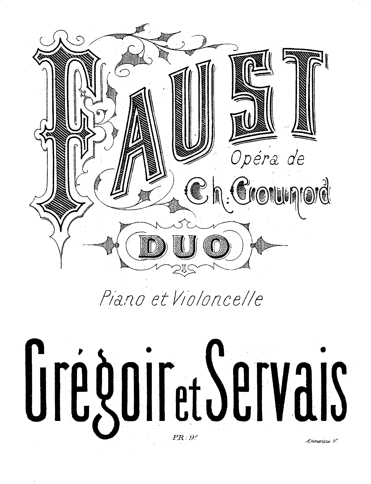 PMLP427607-Servais-Gregoir - Duo on Themes from Faust by Gounod for cello and piano.pdf
