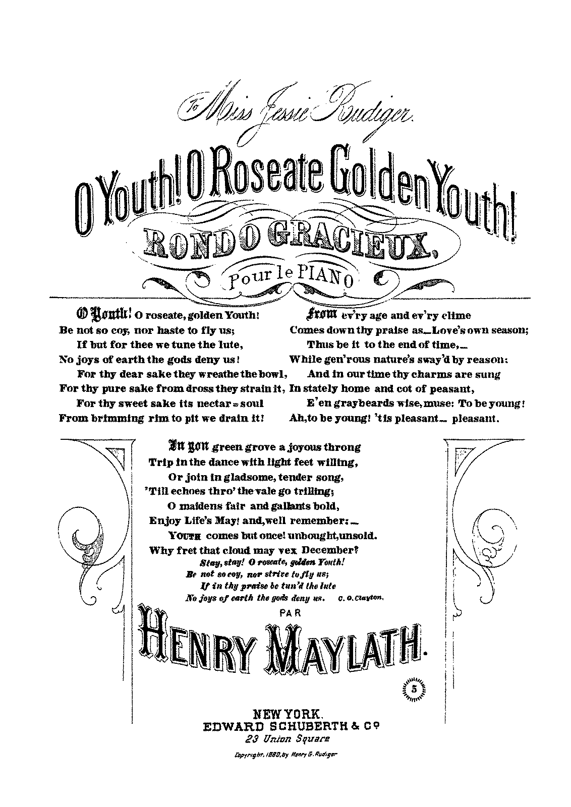 PMLP616525-Maylath - O Youth! O Roseate, Golden youth - Rondo Gracieux.pdf