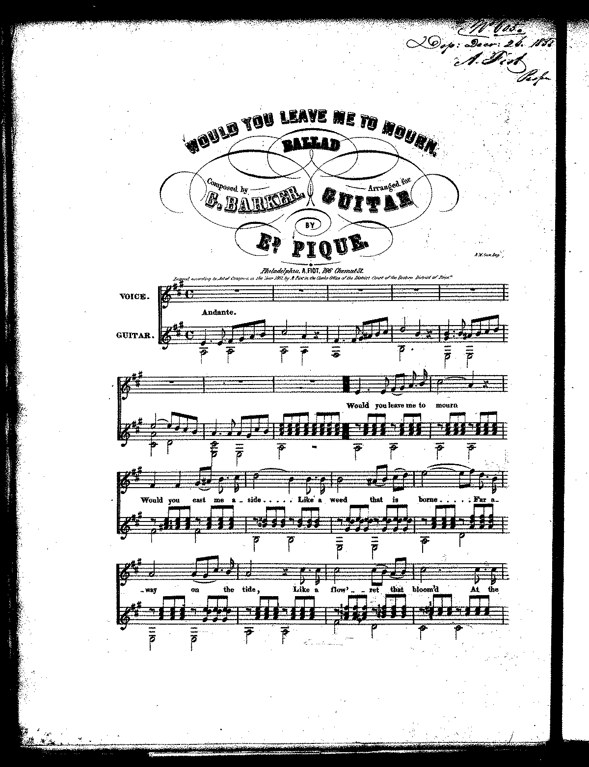 PMLP516977-Barker Would you leave me to mourn (guitar).pdf