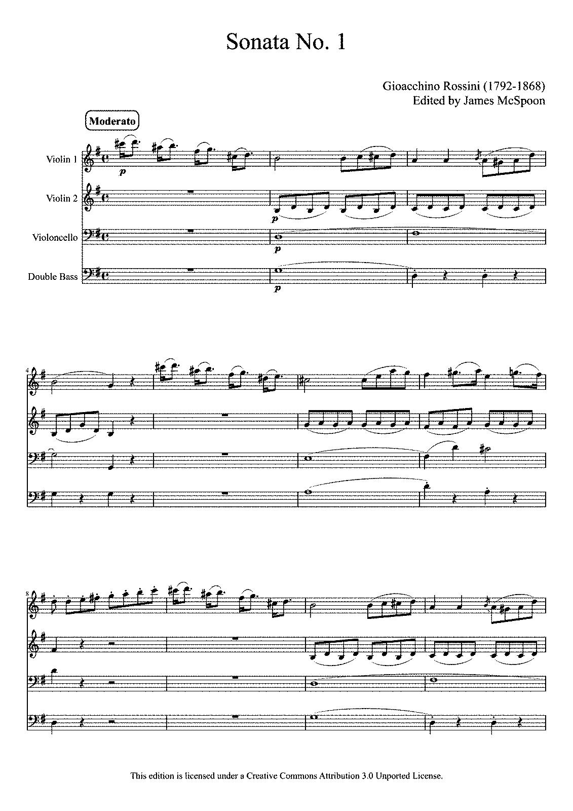 6 sonate a quattro rossini gioacchino imslppetrucci music parts hexwebz Images