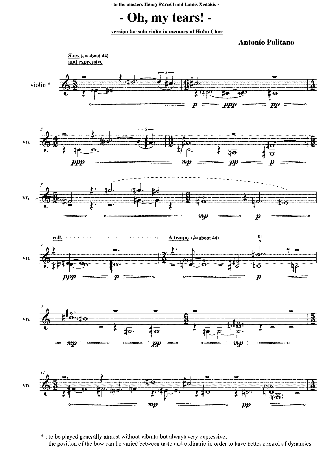 PMLP685413-Oh,my tears!for solo violin(pdf).pdf