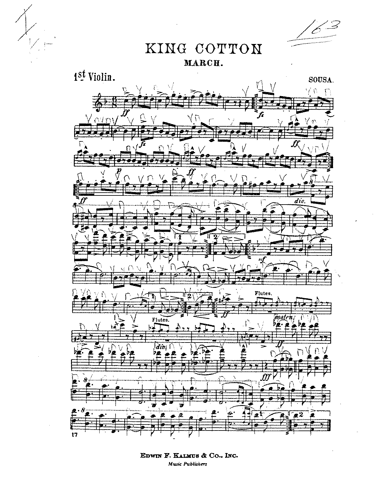 PMLP06252-Sousa, J. P - King Cotton vln 1.PDF
