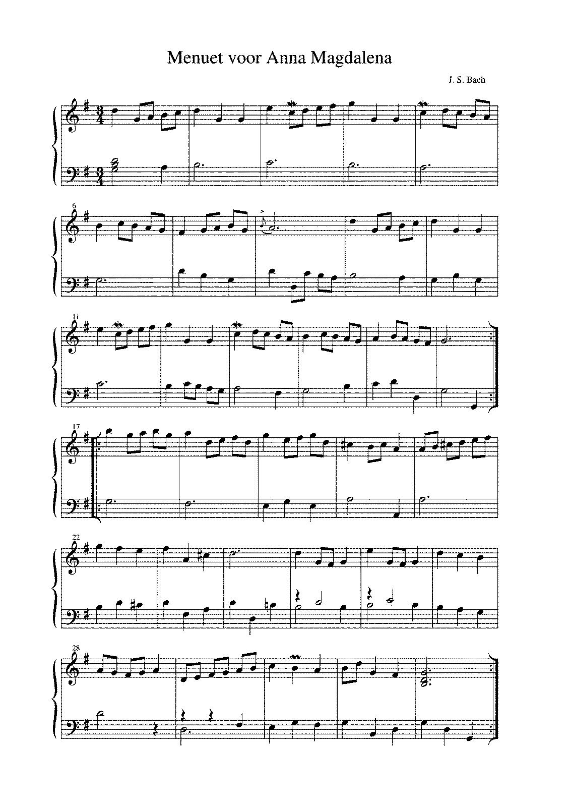 Minuet No  Cello Suzuki Book  Sheet Music
