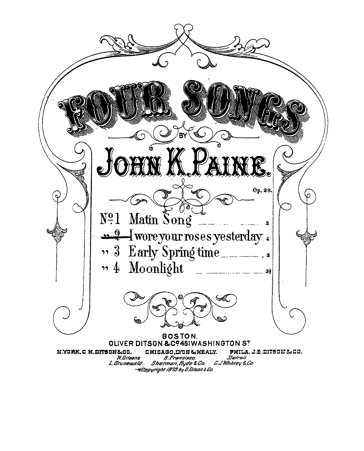 PMLP139332-Paine 4 Songs Op.29 No.2 I Wore Your Roses Yesterday.pdf