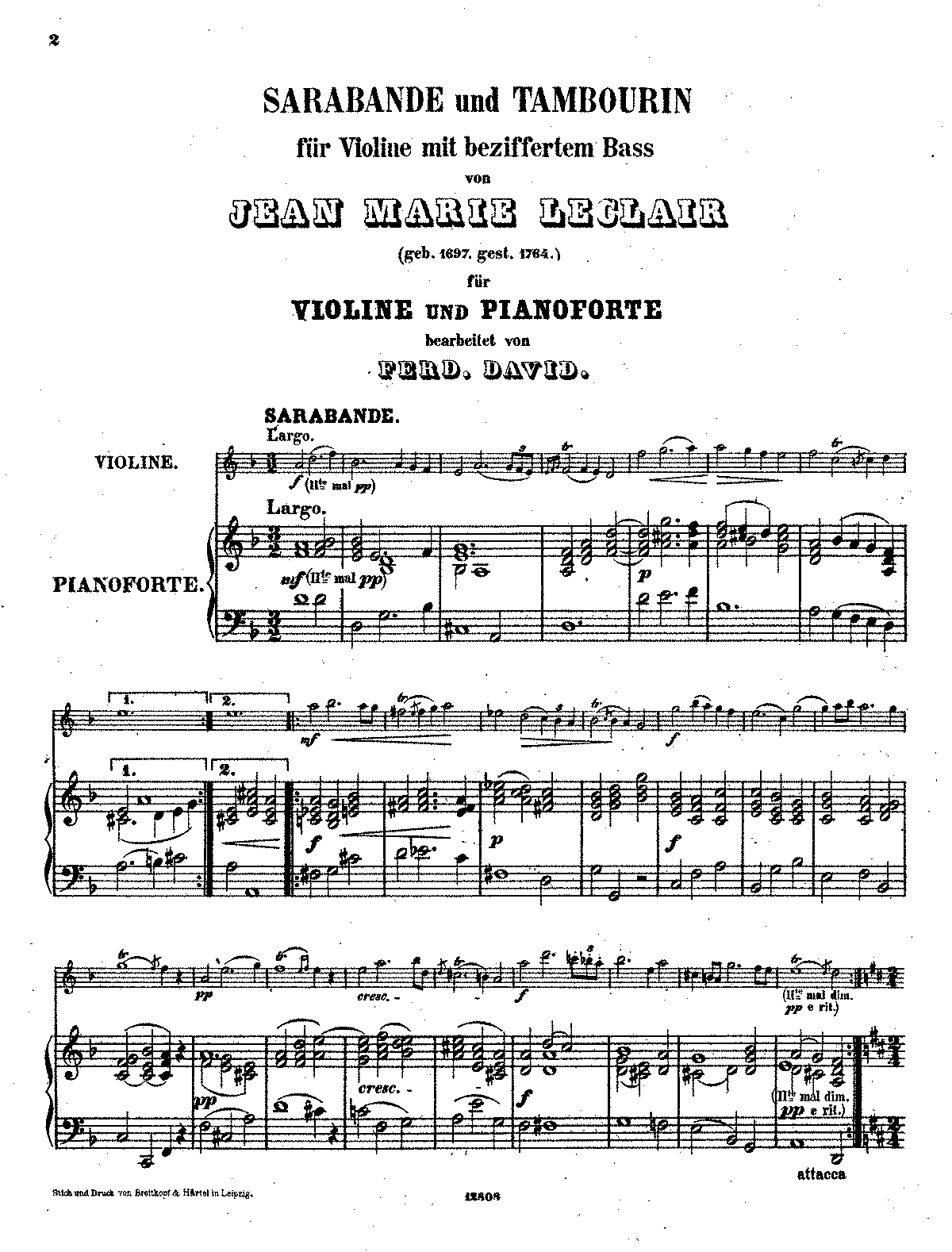 PMLP52653-Leclair - Sarabande and Tamourin Violin Piano.pdf