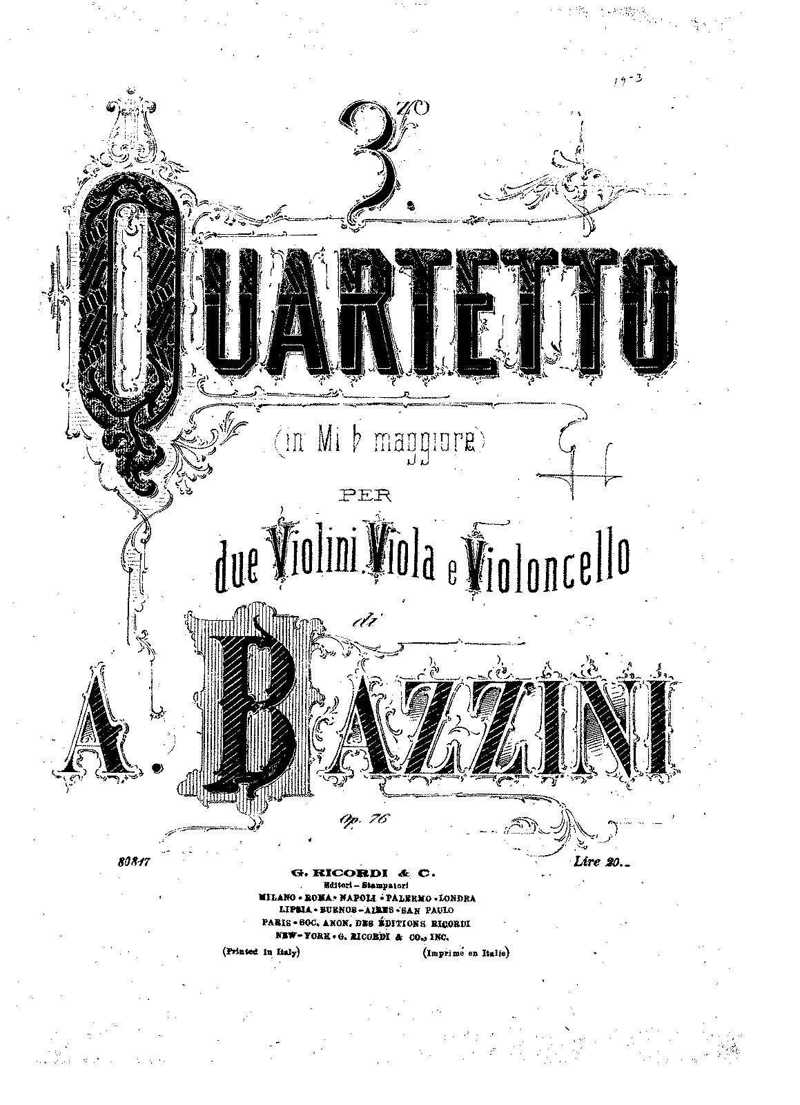Bazzini Quartetto No.3.pdf