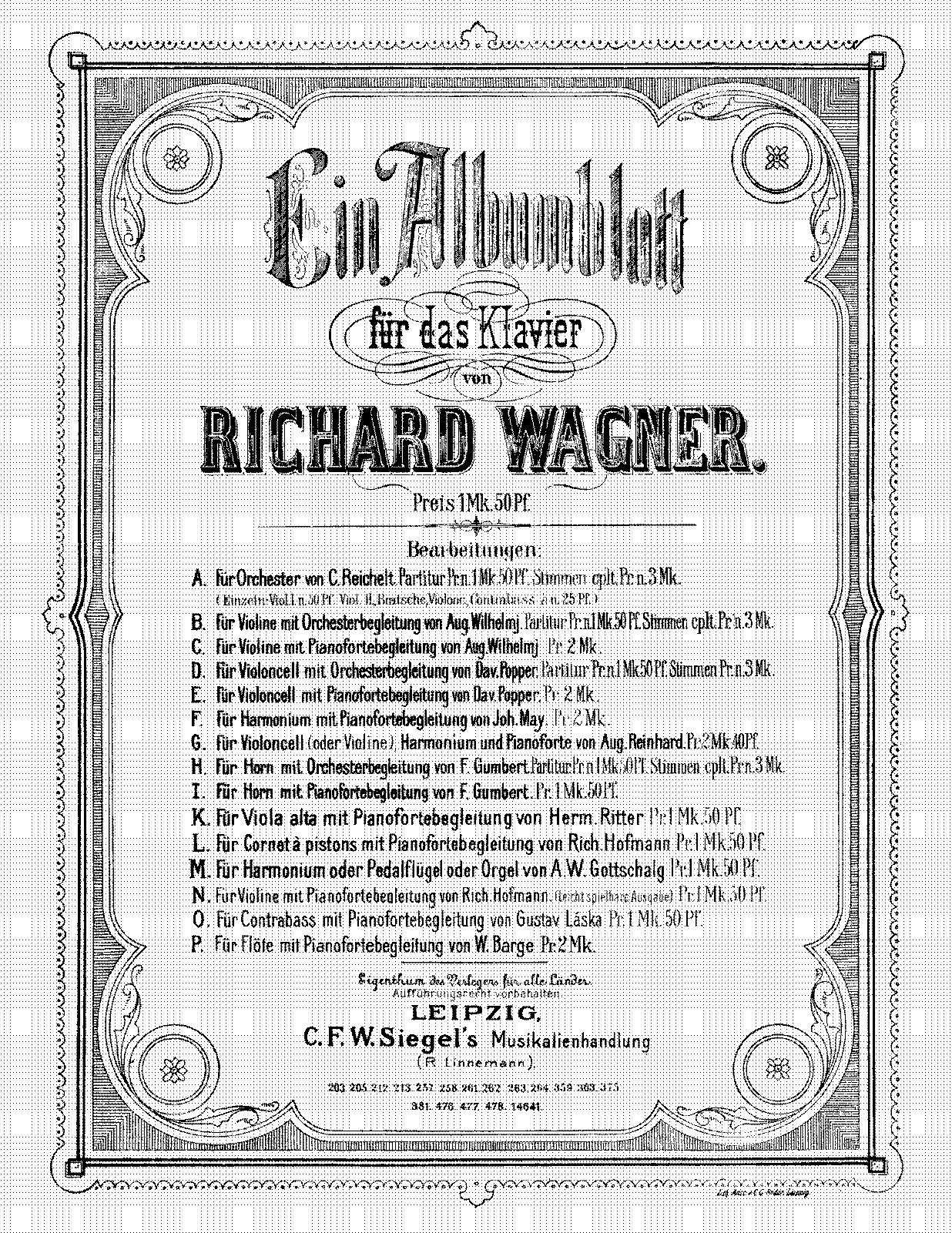 Wagner - Romanze (piano + cello part).pdf