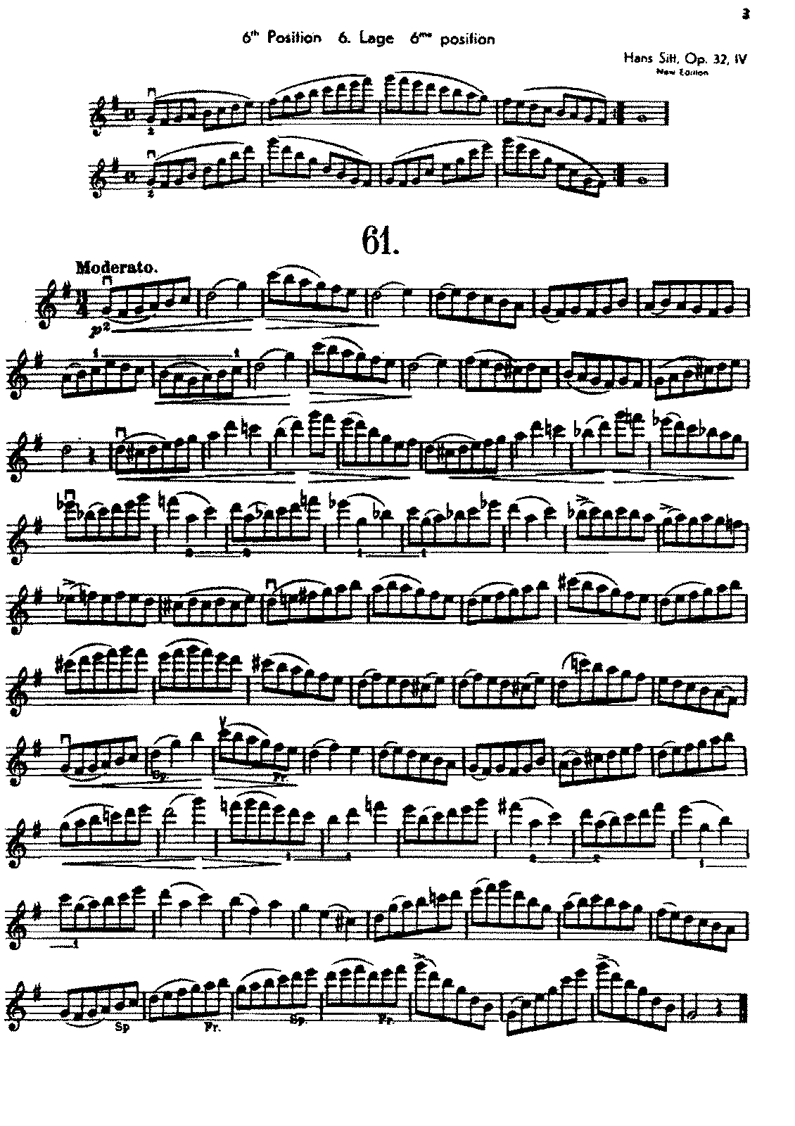 Suzuki Violin Book  Outline