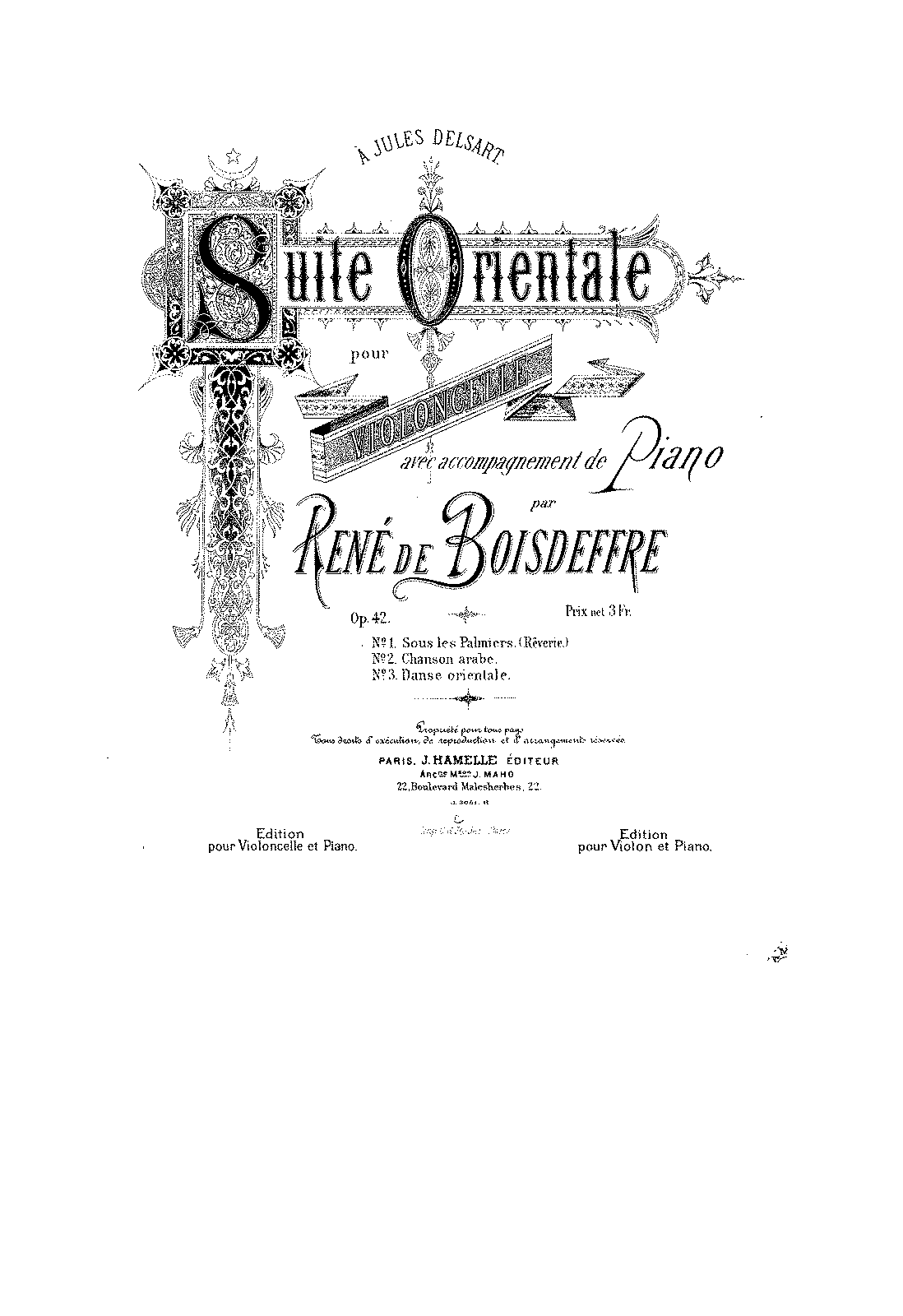 PMLP129645-Boisdeffre - Suite orientale Op42 for Cello (or Violin) and Piano score.pdf