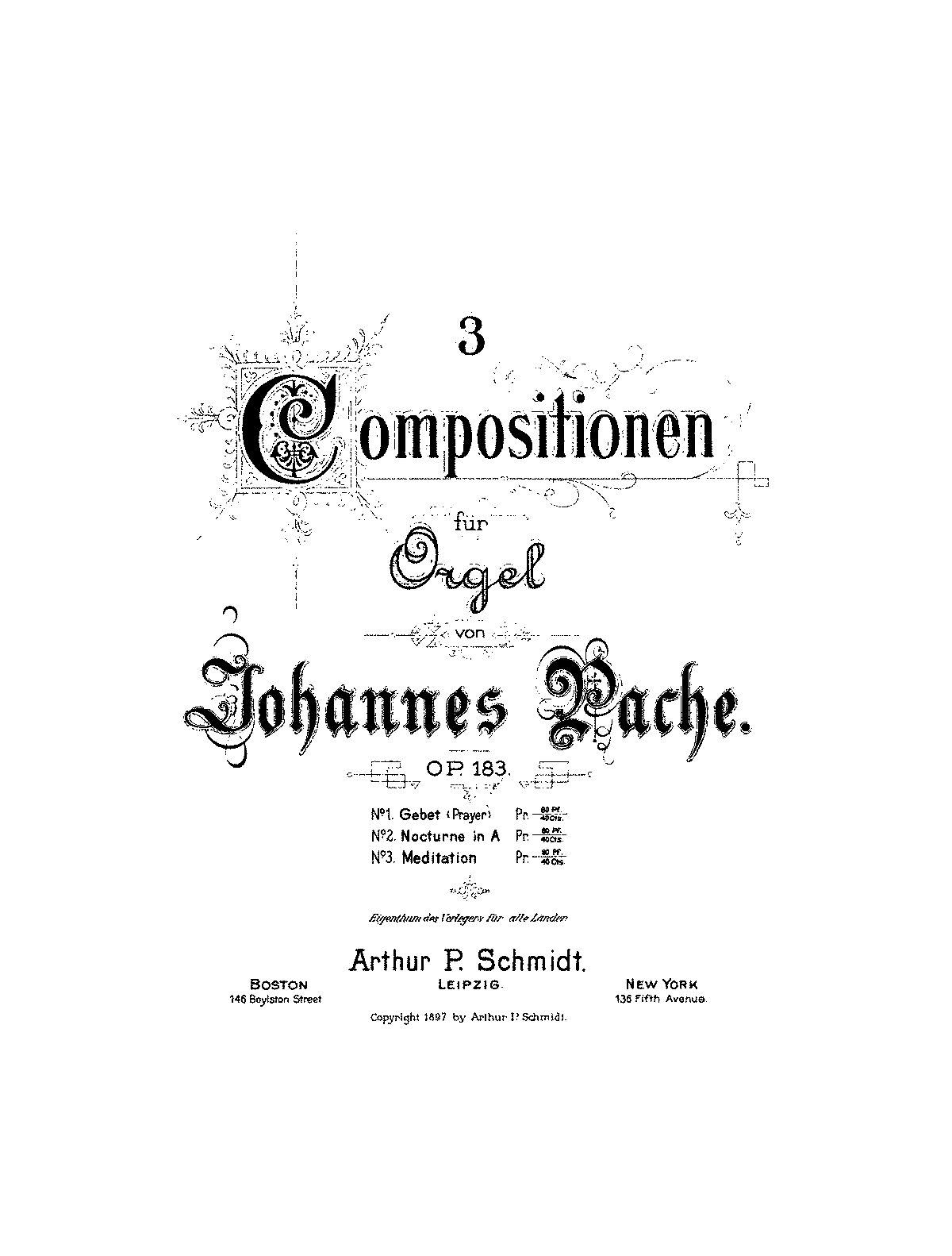 PMLP645334-JPache 3 Compositions for Organ, Op.183 No.1.pdf
