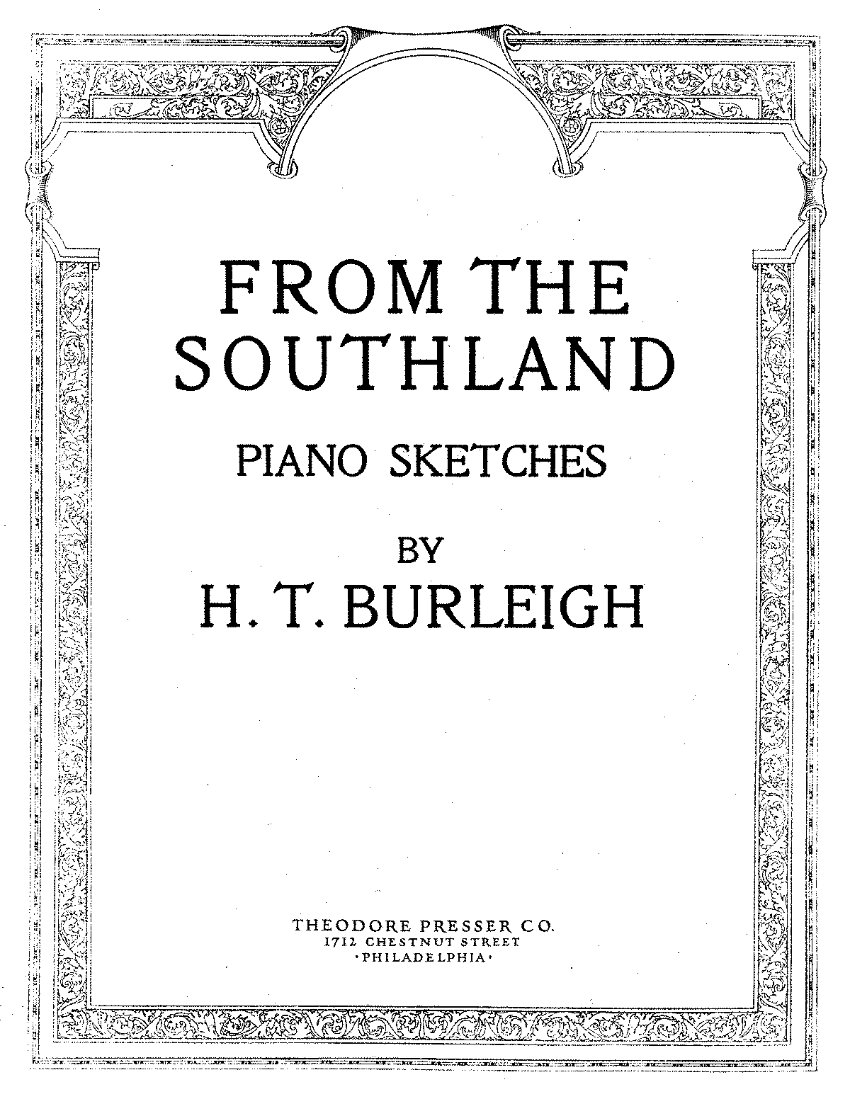 PMLP443541-BURLEIGH H Southland Sketches for Piano.pdf