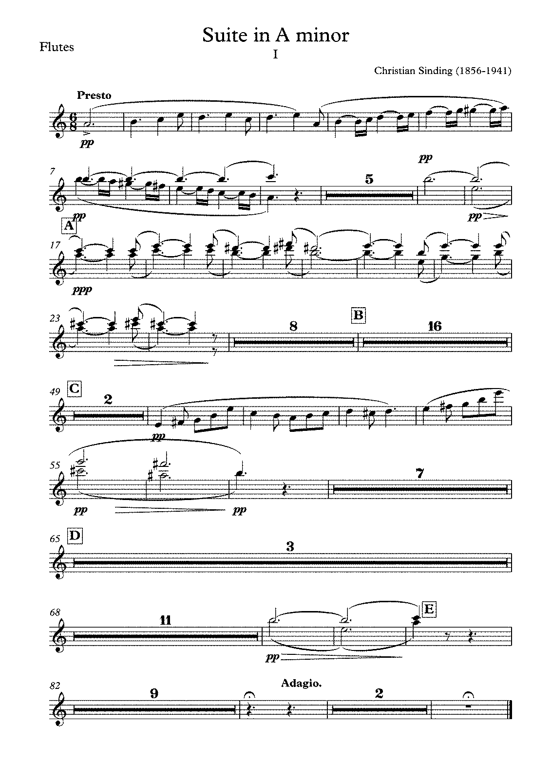 PMLP28969-Sinding - Suite in A minor - Flutes.pdf