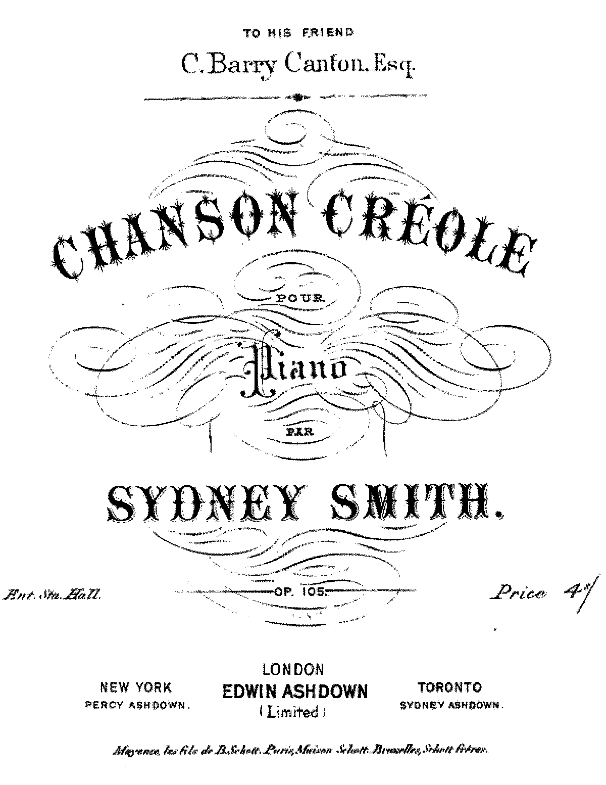 Smith, Sydney op105 chanson creole.pdf