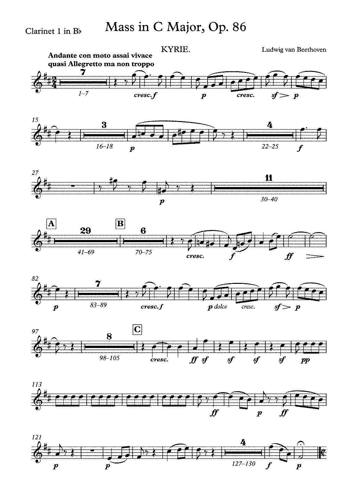 PMLP05379-Beethoven Mass in C op 86 - Clarinet 1 in Bb.pdf