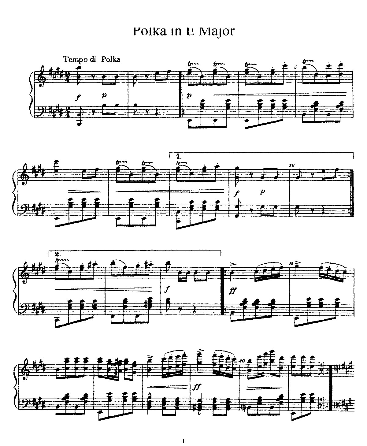 Dvorak - B3 - Polka in E Major.pdf