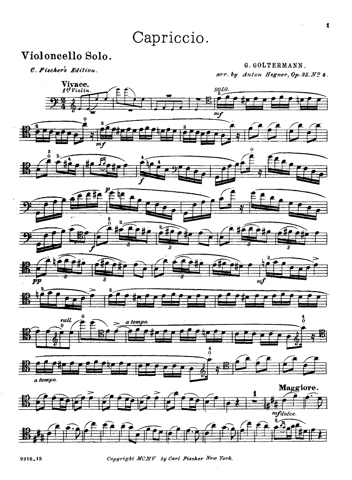 PMLP123222-Golterman - Capriccio Op35 No4 (arr Hegner) for cello and strings cello solo.pdf