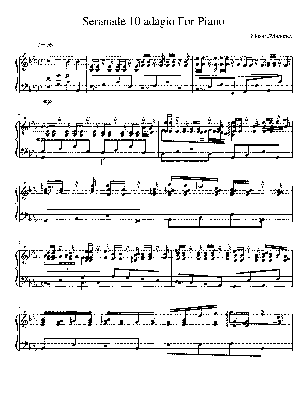 PMLP40431-Mozart Serenade 10 Adagio for Solo Piano .pdf
