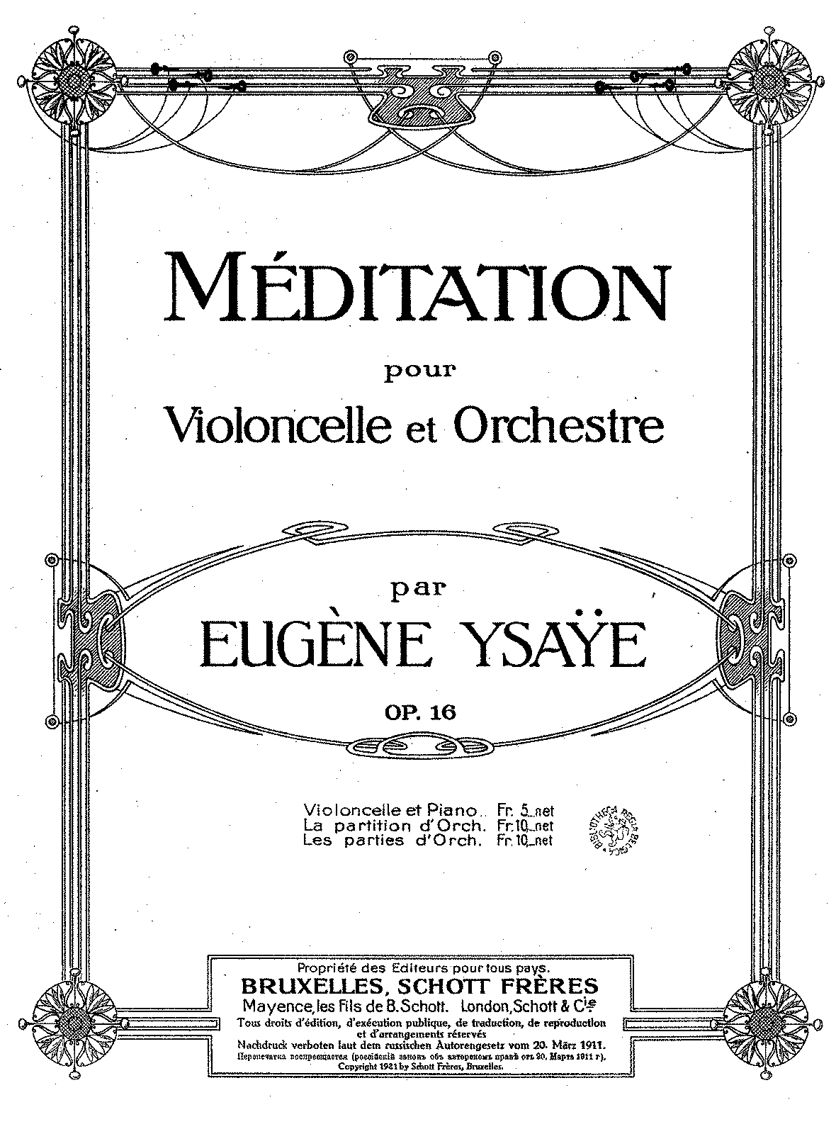 PMLP81356-Ysaye - Meditation Op16 cello and piano.pdf