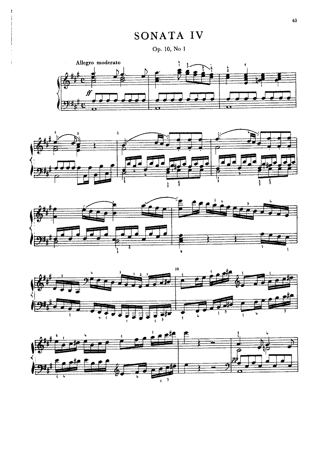 Dussek - Op.10 - 3 Piano Sonatas - No.1 in A.pdf