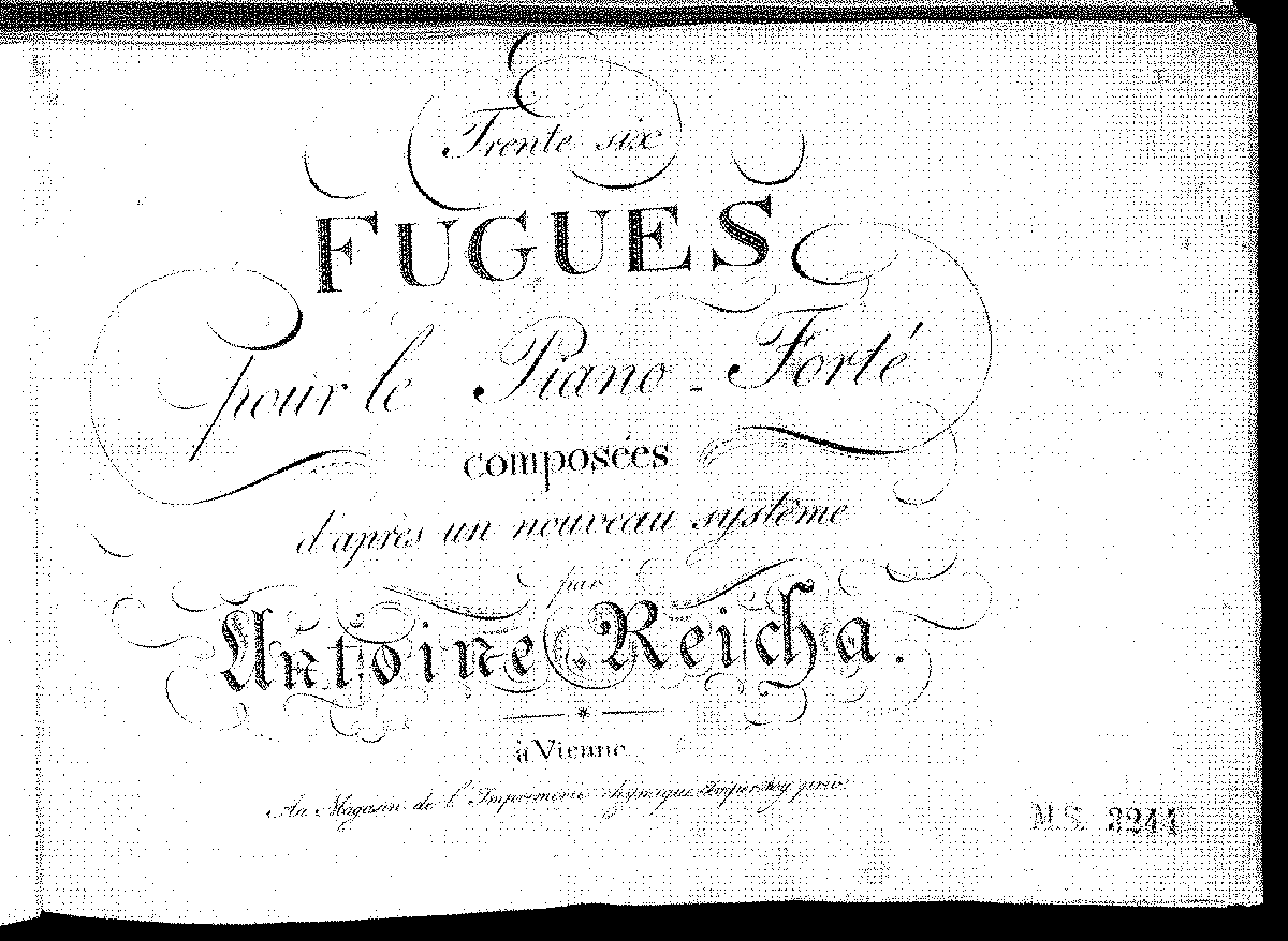 PMLP08970-Reicha - 036 - Thirty-six Fugues (ed.or.)R.pdf
