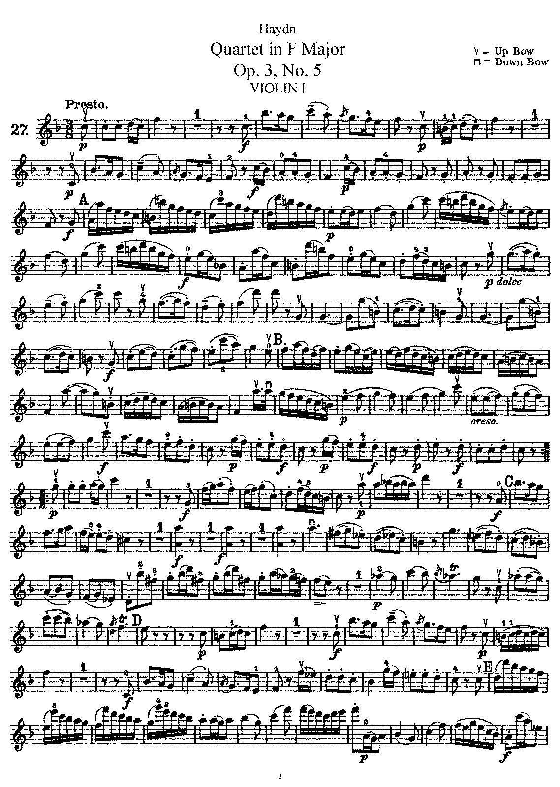PMLP57559-Haydn - String Quartet in F Major Op3 No5 violin viola cello parts.pdf