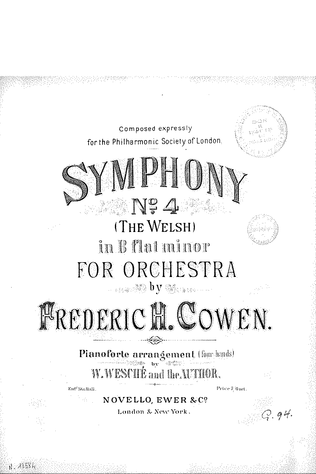 PMLP125678-Cowen 4th Symphony reduced.pdf