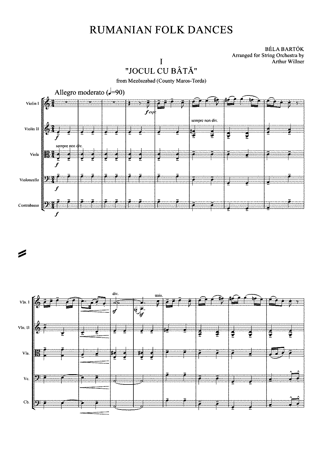 PMLP23942-Rumanian Folk Dances (arr. cuerdas) - Partitura.pdf