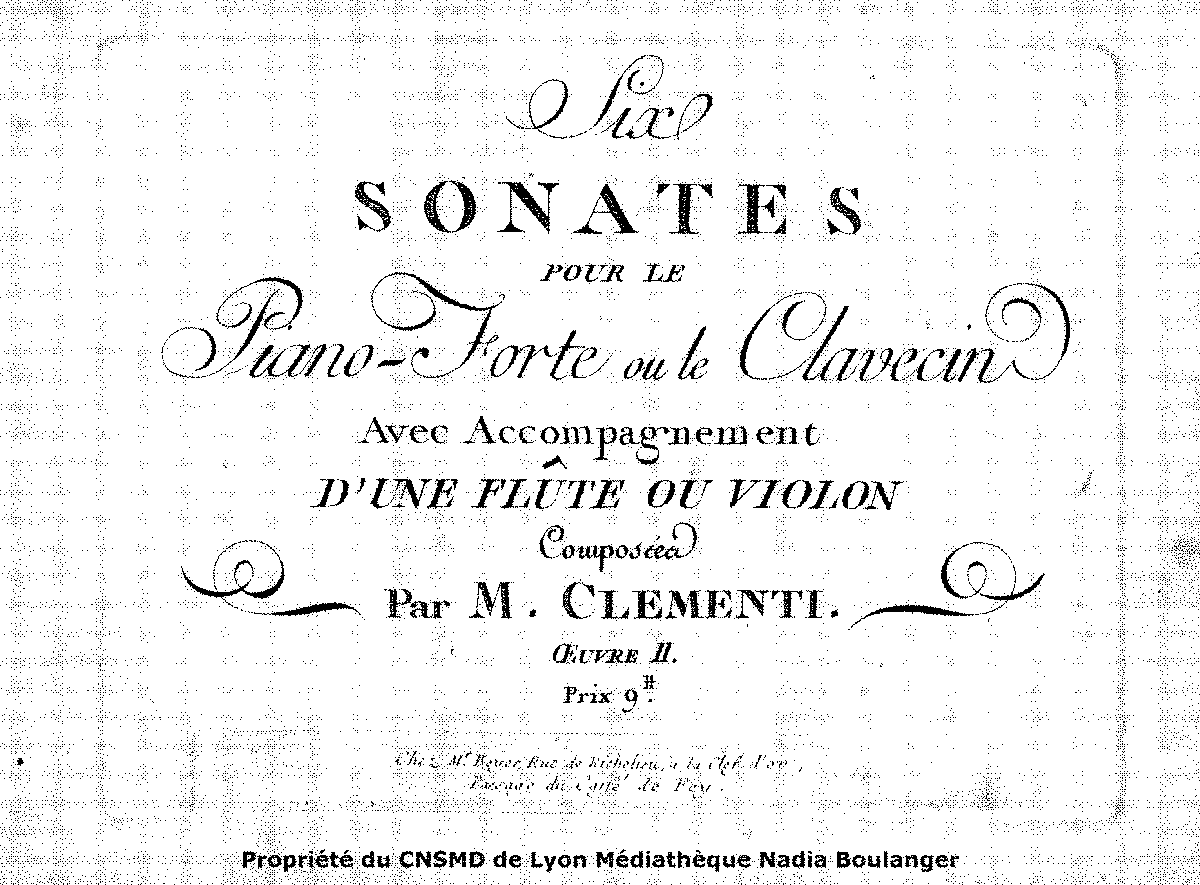 PMLP670698-F-LYc - Clementi M - Six sonates piano... Œuvre II - BE M 112R Mus 02.pdf