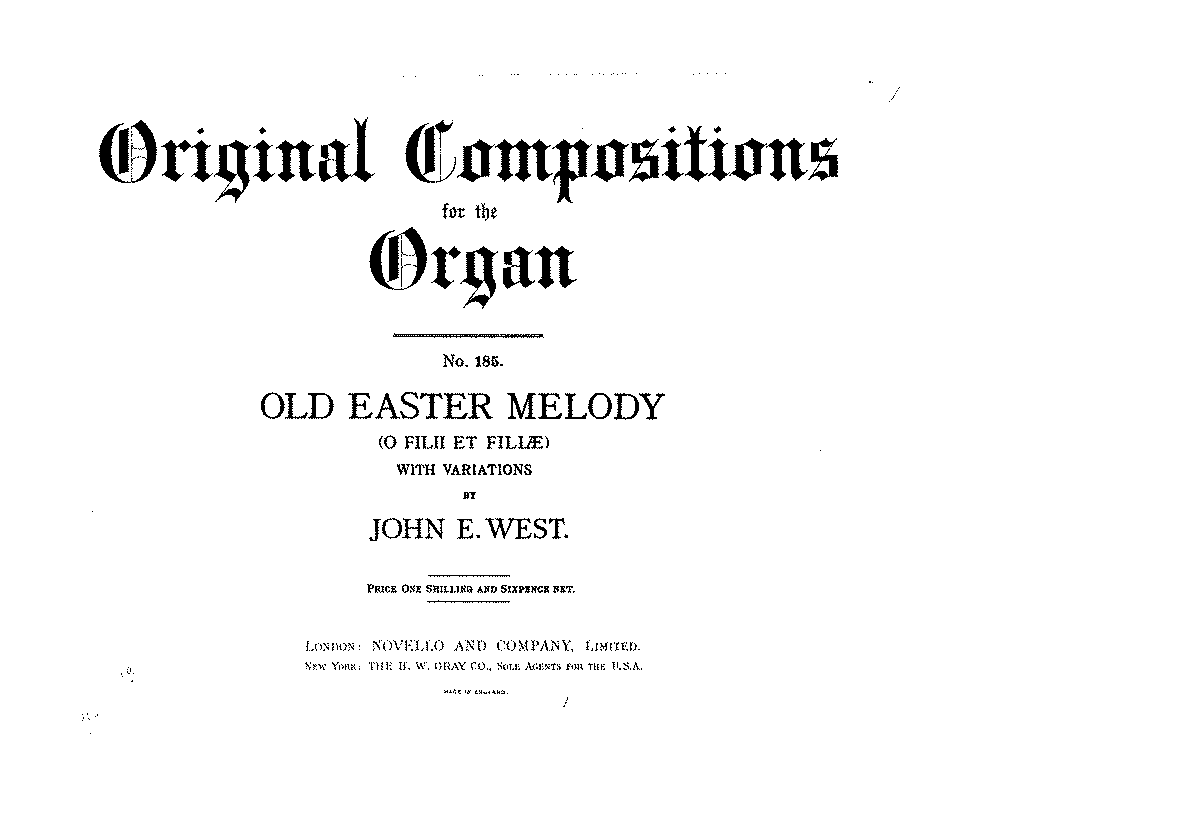 PMLP183207-West - Old East Melody.pdf