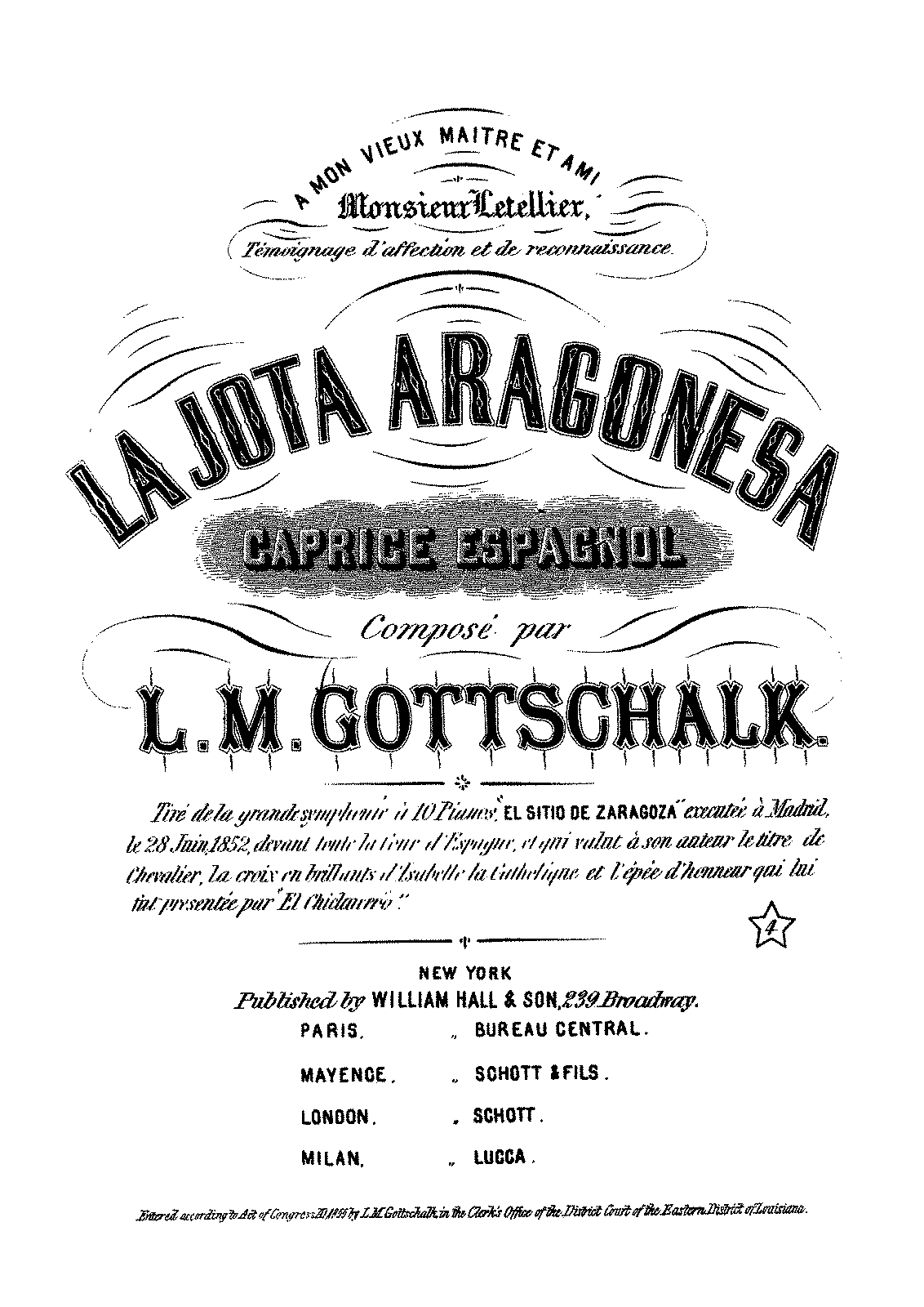 PMLP18697-Gottschalk - 14 La Jota Aragonesa - William Hall & Son.pdf