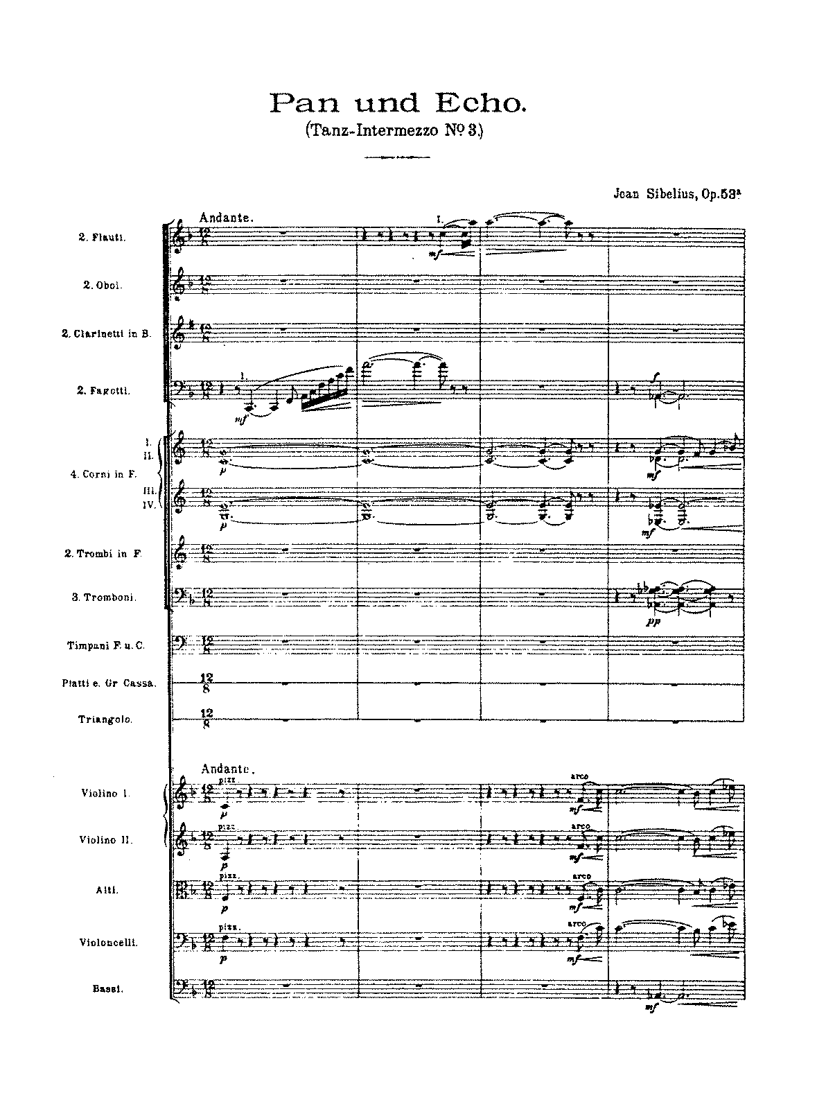 Sibelius - Pan and Echo, Op.53a (orch. score).pdf