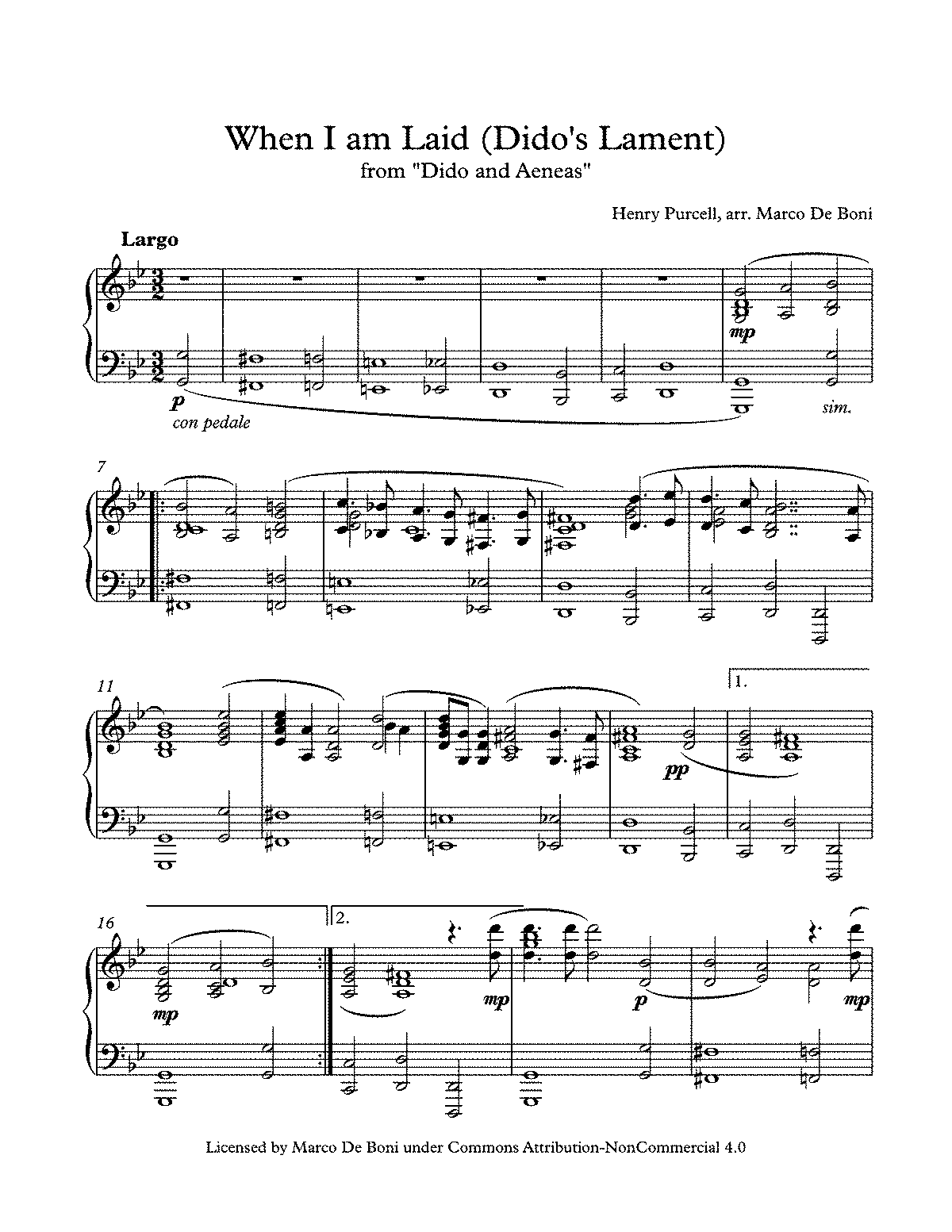 PMLP05472-When I am laid piano arrangement Creative Commons - Full Score.pdf