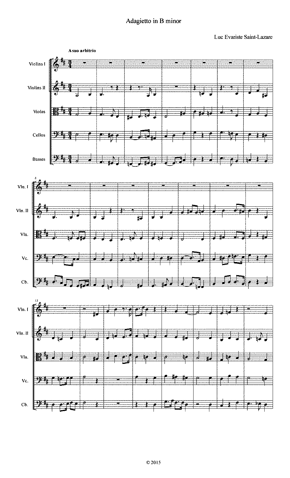 PMLP615501-Adagietto in B minor by Luc Evariste Saint-Lazare.pdf
