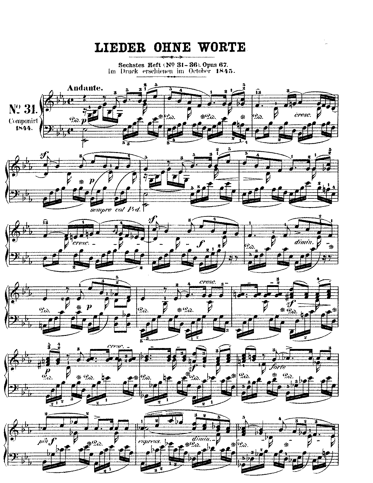Songs Without Words, Op 67.pdf