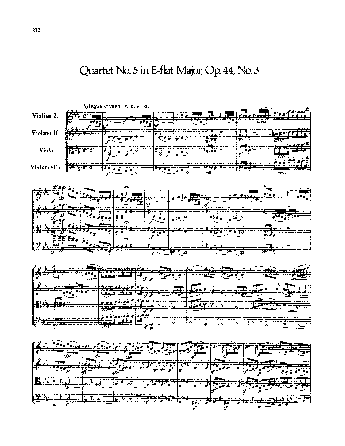 Mendelssohn - String Quartet No. 5.pdf