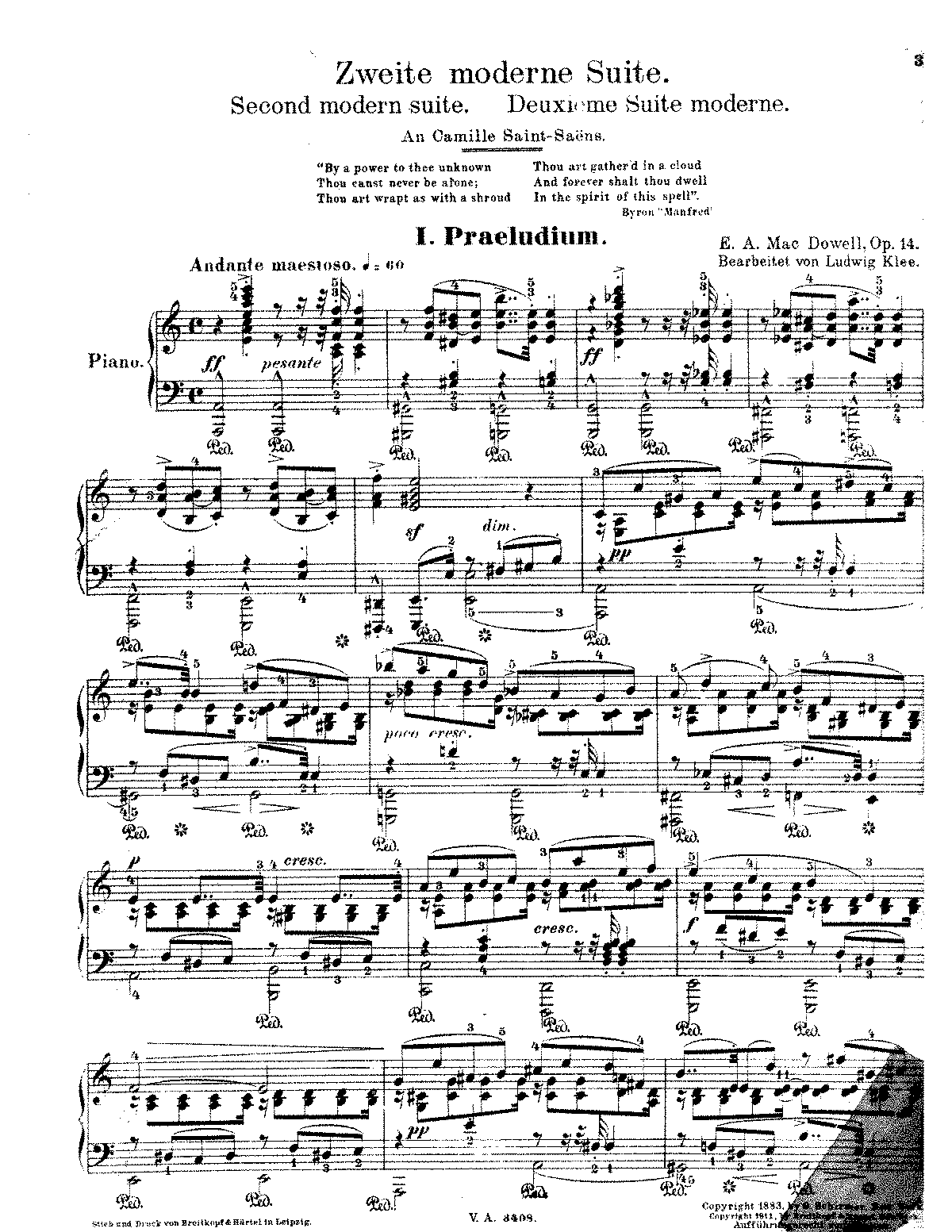 MacDowell - Op.14 - Second Modern Suite.pdf