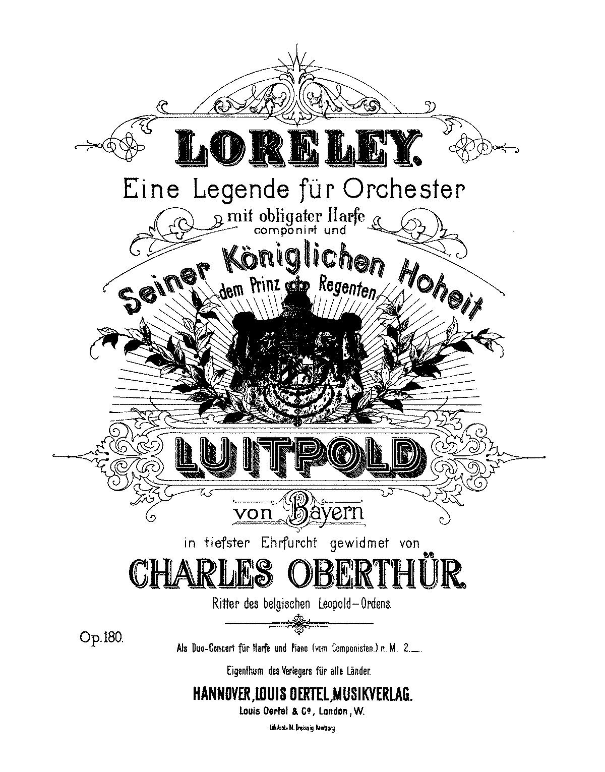 PMLP402475-COberthur Loreley, Op.180 harp part.pdf