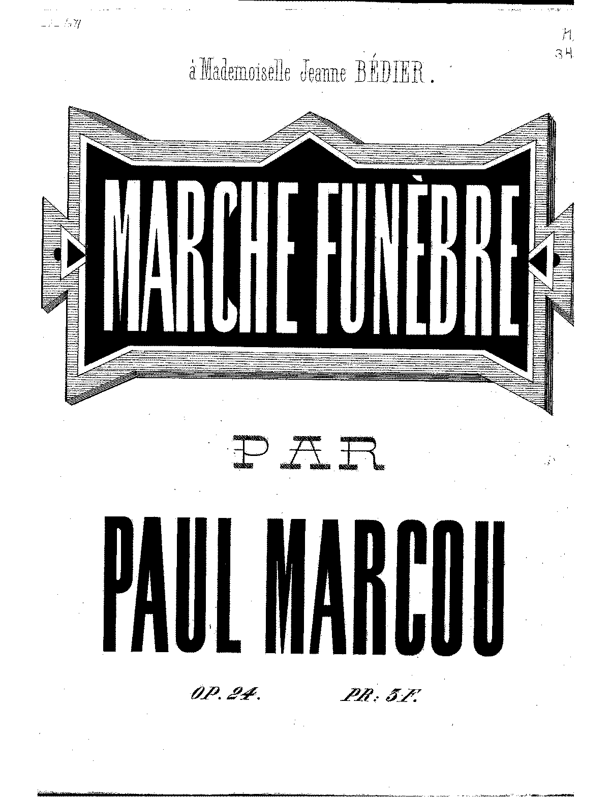 PMLP470197-PMarcou 2 Marches, Op.24 No.1.pdf