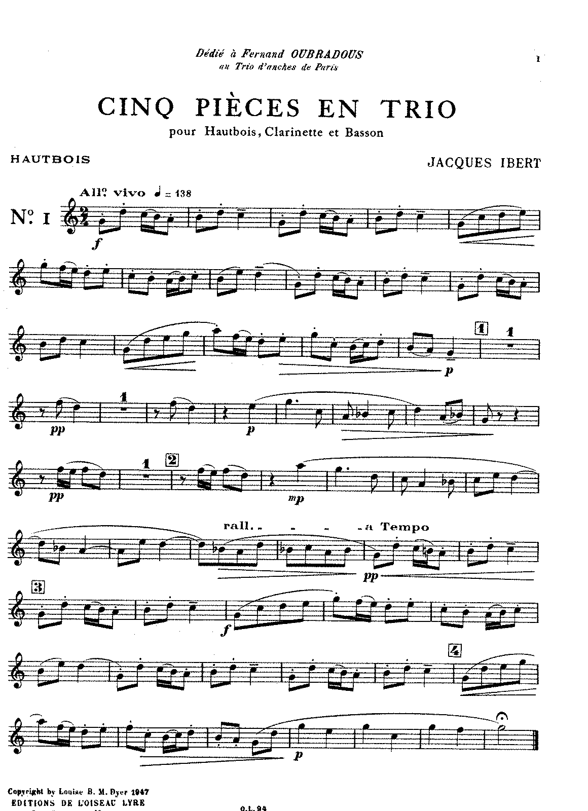 PMLP199988-Ibert - 5 Pièces en Trio (oboe, clarinet and bassoon).pdf