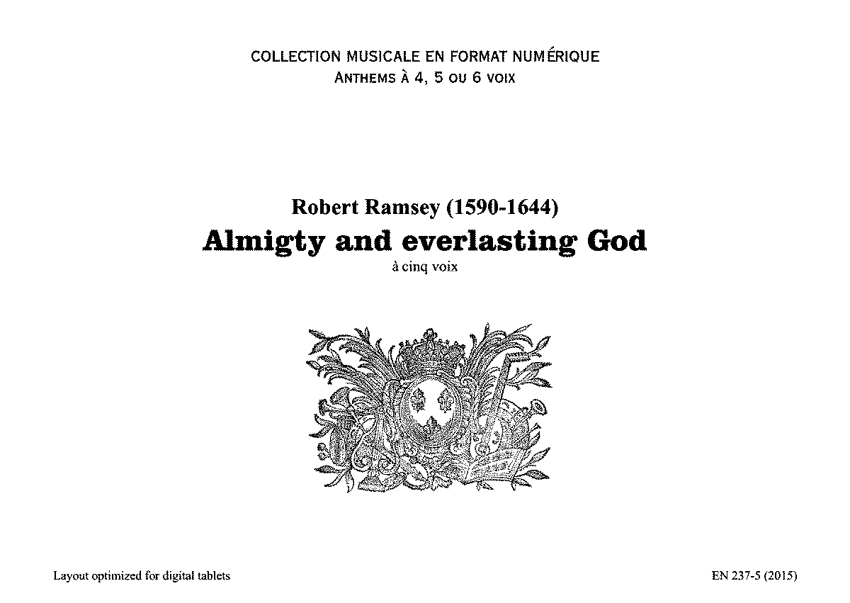 PMLP628399-Ramsey R - Almigty and everlasting God - EN237-05(2015).pdf
