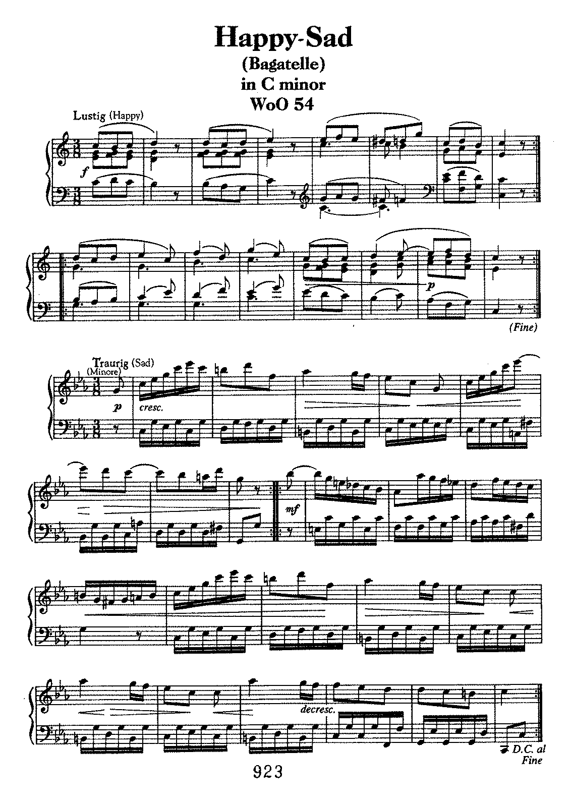 Beethoven - Bagatelle in C WoO 54.pdf